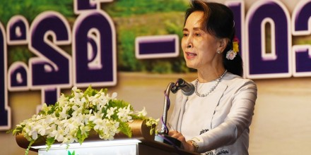 State Counsellor Aung San Suu Kyi attends Mekong-Japan Exchange Year 2019 celebration