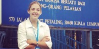 Alice Dawkins is the inaugural New Colombo Plan Burma Fellow