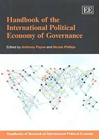 Handbook of the International Political Economy of Governance