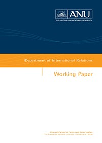 IR Working Paper 1994/1