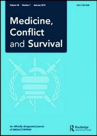 Medicine, Conflict and Survival