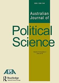Australian Journal of Political Science