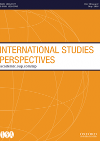 International Studies Perspectives