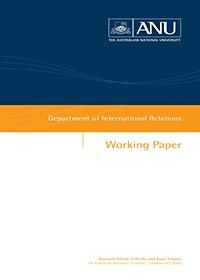 IR Working Paper 1993/1