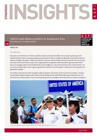 ANZUS and Alliance Politics in Southeast Asia: Revisiting the 'Southern Flank'