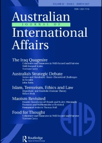 Australian Journal of International Affairs