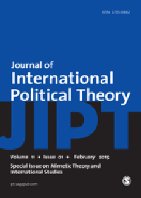 Journal of International Political Theory