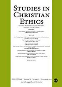 Studies in Christian Ethics